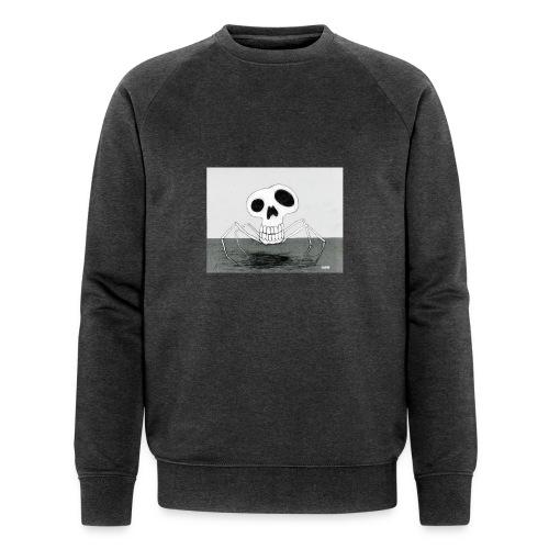 skull spider - Ekologisk sweatshirt herr från Stanley & Stella