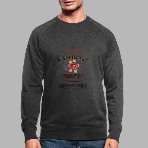 GYM BEAST - Männer Bio-Sweatshirt