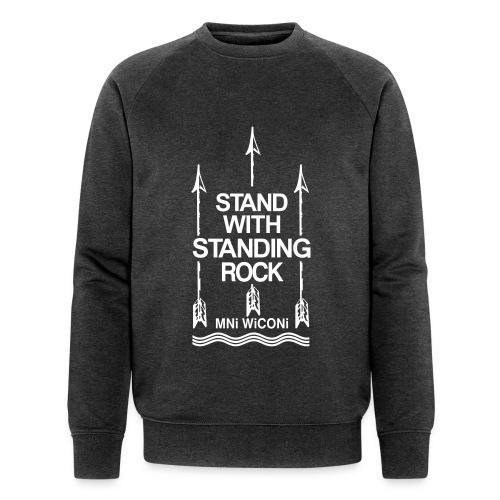 Stand - Økologisk Stanley & Stella sweatshirt til herrer