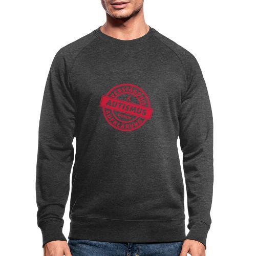 Verständnis durch Aufklärung - Männer Bio-Sweatshirt