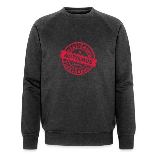 Verständnis durch Aufklärung - Männer Bio-Sweatshirt von Stanley & Stella