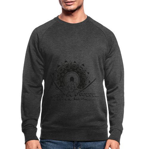 Samurai - Männer Bio-Sweatshirt