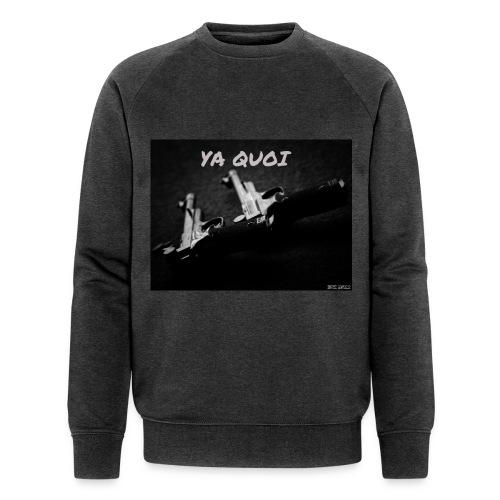 sweat-shirt HLT ya quoi - Sweat-shirt bio