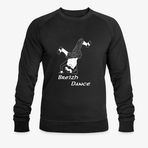 BZH Atypik Design - Breizh Dancer - Sweat-shirt bio Stanley & Stella Homme