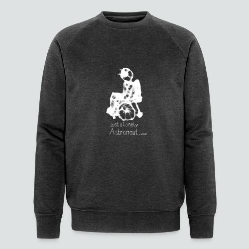 Rollinaut png - Männer Bio-Sweatshirt