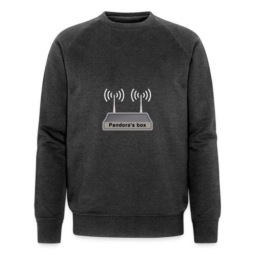 Pandora's box - Männer Bio-Sweatshirt