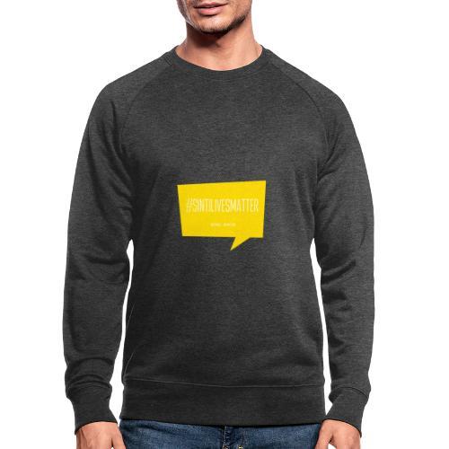 Sinti Lives Matter - Men's Organic Sweatshirt