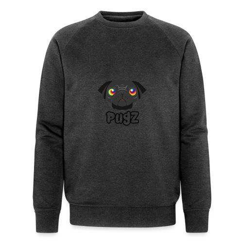 PugZ - Ekologisk sweatshirt herr från Stanley & Stella