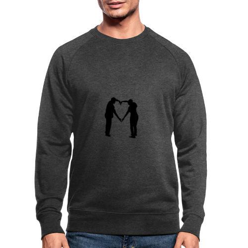 silhouette 3612778 1280 - Ekologisk sweatshirt herr