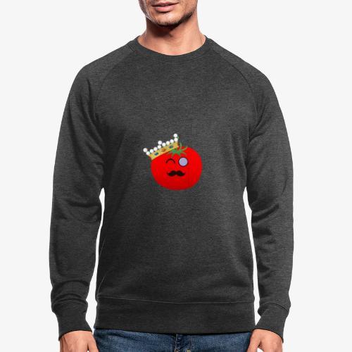 Tomatbaråonin - Ekologisk sweatshirt herr