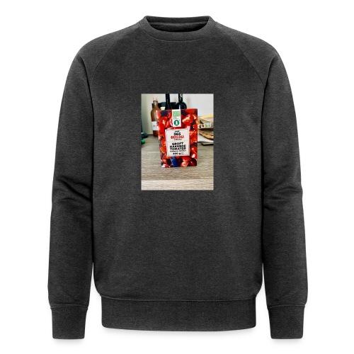 Tomato - Økologisk Stanley & Stella sweatshirt til herrer