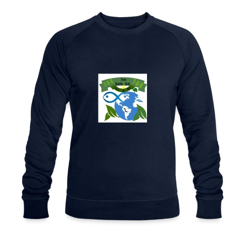 logo dumble baits - Sweat-shirt bio Stanley & Stella Homme