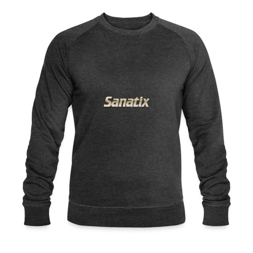 Sanatix Kids red t-Shirt - Men's Organic Sweatshirt by Stanley & Stella