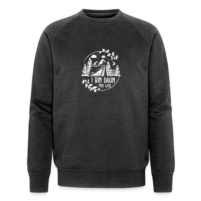 Vorschau: I bin daun moi weg - Männer Bio-Sweatshirt von Stanley & Stella
