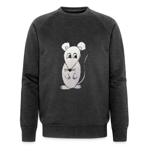 LackyMouse - Männer Bio-Sweatshirt von Stanley & Stella
