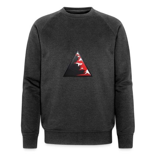 Climb high as a mountains to achieve high - Men's Organic Sweatshirt