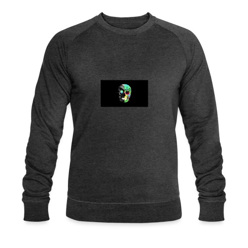 skeleton official logo - Men's Organic Sweatshirt by Stanley & Stella