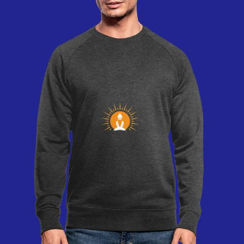 Guramylyfe logo no text - Men's Organic Sweatshirt