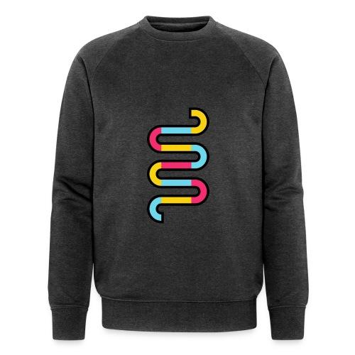 Die DNA deines Unternehmens - Männer Bio-Sweatshirt