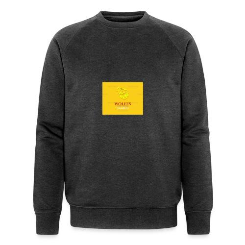 wolfes - Økologisk sweatshirt til herrer