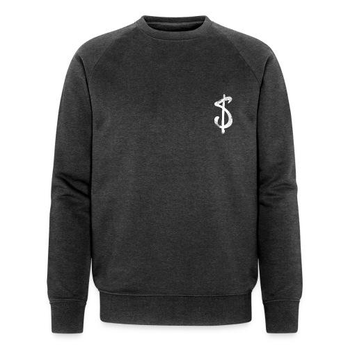 Everyday Hustlers Dollar - Men's Organic Sweatshirt