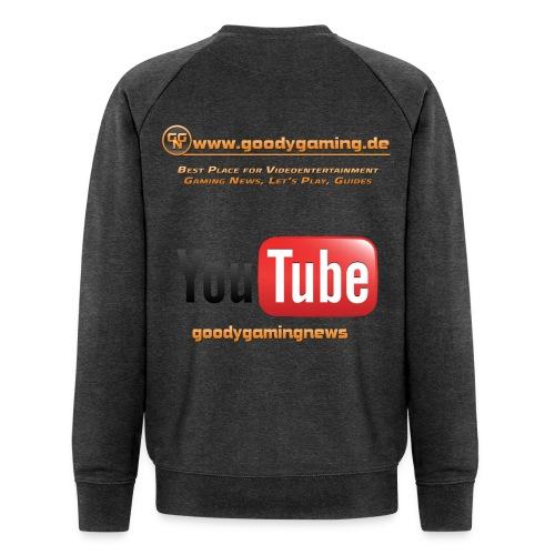 Goodygaming - Männer Bio-Sweatshirt von Stanley & Stella