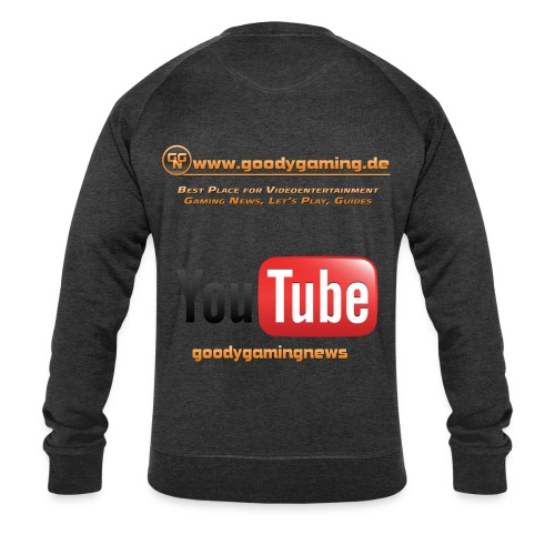 Goodygaming - Männer Bio-Sweatshirt