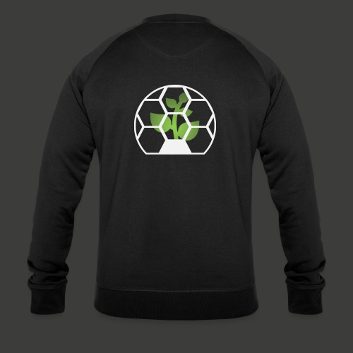 Biosphere Back - Men's Organic Sweatshirt by Stanley & Stella