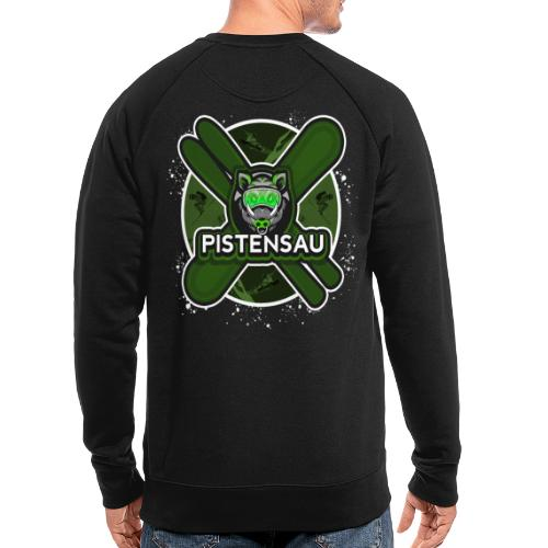 PistenSau NuClear - Männer Bio-Sweatshirt