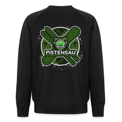 PistenSau NuClear - Männer Bio-Sweatshirt von Stanley & Stella