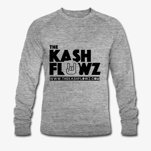 The Kash Flowz Official Web Site Black - Sweat-shirt bio Stanley & Stella Homme