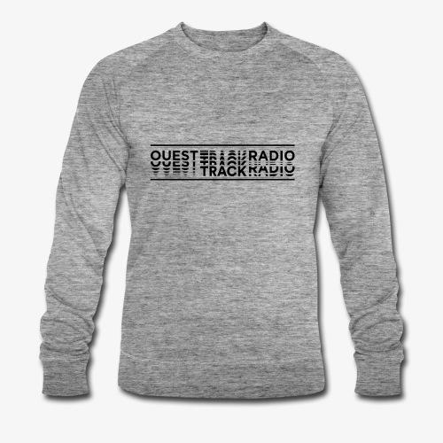 Logo Long noir - Sweat-shirt bio Stanley & Stella Homme