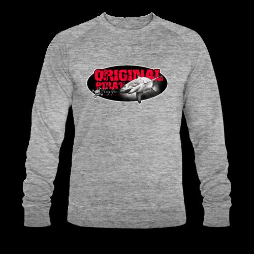 Originalpirat 2018 - Männer Bio-Sweatshirt von Stanley & Stella