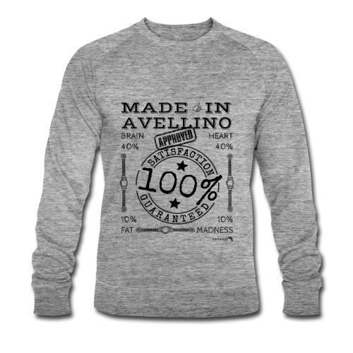 1,02 Prodotto a Avellino - Felpa ecologica da uomo di Stanley & Stella