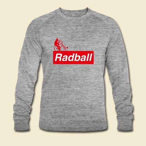 Radball | Red - Männer Bio-Sweatshirt von Stanley & Stella