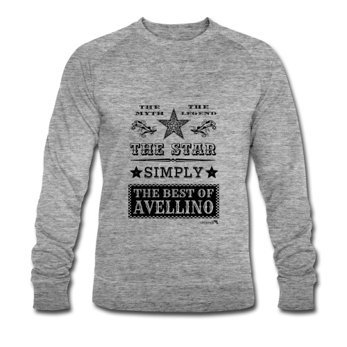 1,03 The Star Legend Avellino - Felpa ecologica da uomo di Stanley & Stella