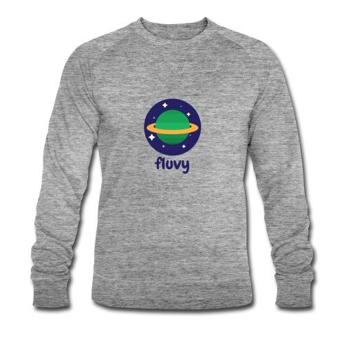 Fluvy Space - Sweat-shirt bio Stanley & Stella Homme