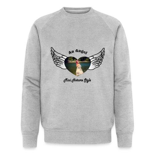 An Angel bunt - Männer Bio-Sweatshirt von Stanley & Stella