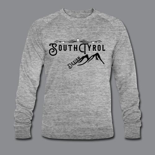 SouthTyrol Design - Männer Bio-Sweatshirt von Stanley & Stella