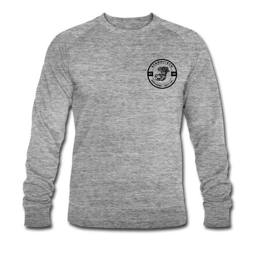 xt stammt logo schwarz - Männer Bio-Sweatshirt von Stanley & Stella