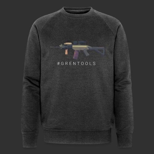 Grentools - Männer Bio-Sweatshirt von Stanley & Stella