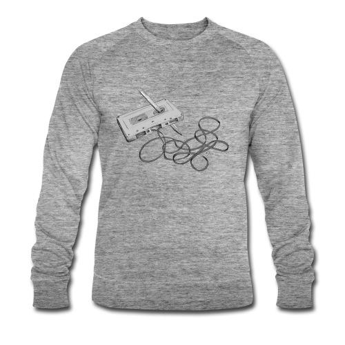 La cassette et son allié - Sweat-shirt bio Stanley & Stella Homme