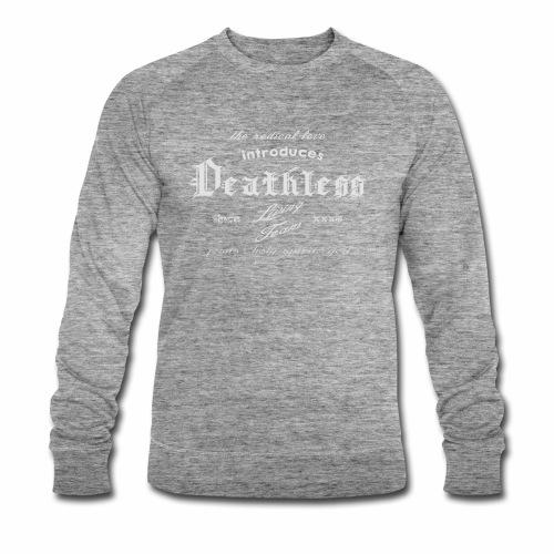 deathless living team grau - Männer Bio-Sweatshirt von Stanley & Stella