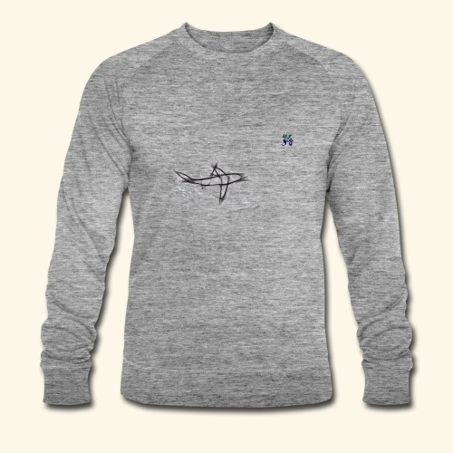 shark 03 21 - Men's Organic Sweatshirt by Stanley & Stella