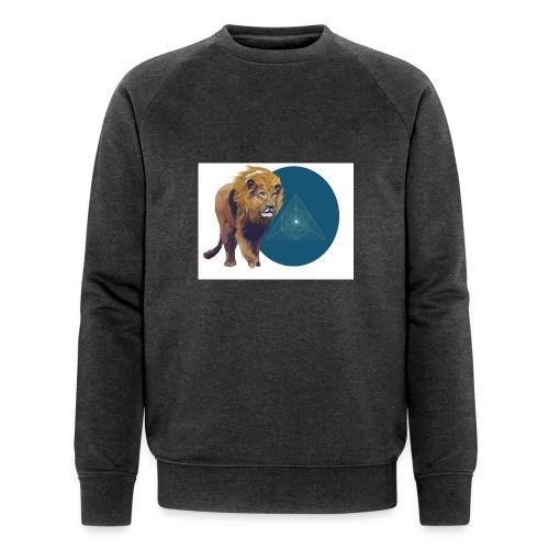 Löwe - Männer Bio-Sweatshirt von Stanley & Stella