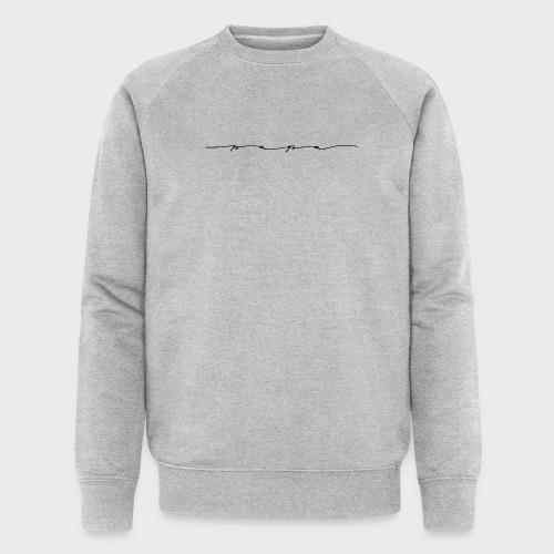 Papa – Papa Kollektion - Männer Bio-Sweatshirt von Stanley & Stella