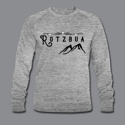 Rotzbua - Männer Bio-Sweatshirt von Stanley & Stella