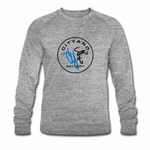 cityard org logo - Økologisk Stanley & Stella sweatshirt til herrer