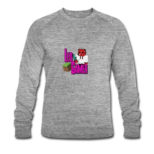 LeoGamer Minecraft - Men's Organic Sweatshirt by Stanley & Stella