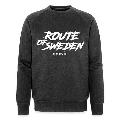 rouet of sweden logo - Ekologisk sweatshirt herr från Stanley & Stella